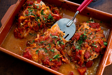 Riba Na Grčki Recepti